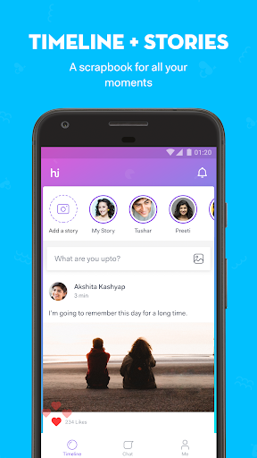 hike messenger : Live Cricket Scores & News screenshot 6