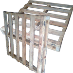 Photo: pallet gỗ cũ