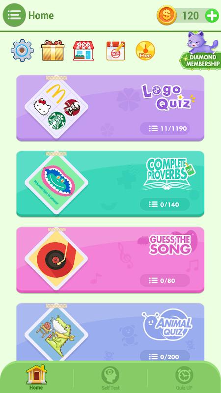 Quizdom – Trivia more than logo quiz! screenshots