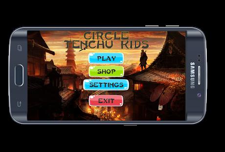 Circle Tenchu Kid - náhled