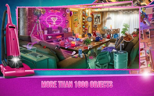 Hidden Objects – Cleaning House