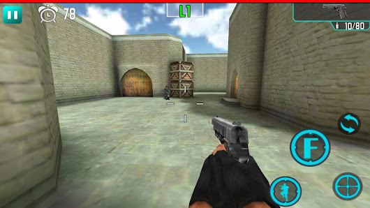 Gun Striker Fire - FPS Game v1.1 - ApkEra | Android Games & Apps