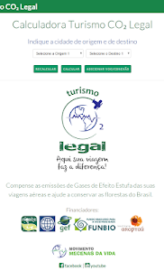 Calculadora Turismo CO₂ Legal screenshot 4