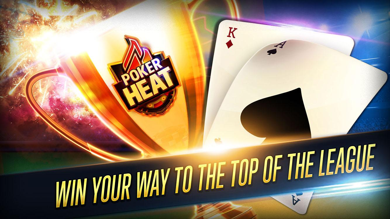 Poker Heat - VIP Free Texas Holdem Poker Games- screenshot