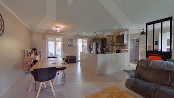 Maison 4 pièces 83,7 m2