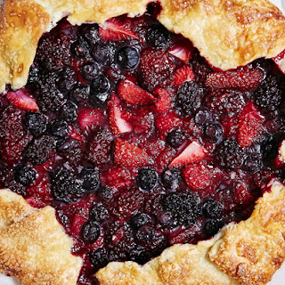 Berry Galette.