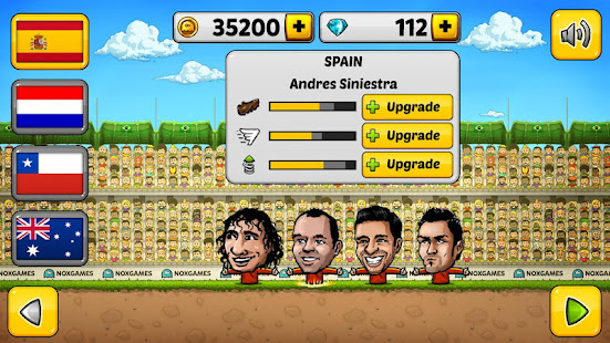 Game ⚽Puppet Soccer 2014 - Big Head Football ? APK for Windows Phone
