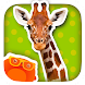 Kid Safe Flashcards - Animals: Learn First Words! - Androidアプリ
