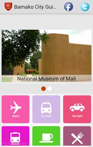 Bamako City Guide