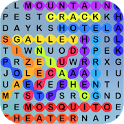 Word Search, A Free Infinity Crossword Puzzle Game