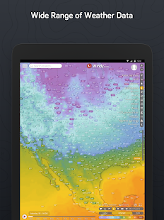 Windy.com - Weather radar and forecast Screenshot