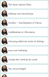 Sri Sri Knowledge Sheet screenshot 0