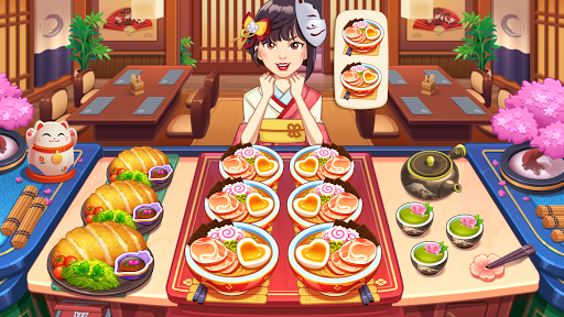 Cooking Master :Fever Chef Restaurant Cooking Game 1.29 screenshots 4