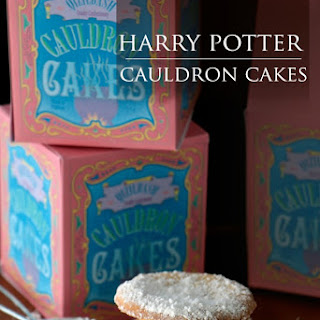 Cauldron Cakes | Harry Potter Series