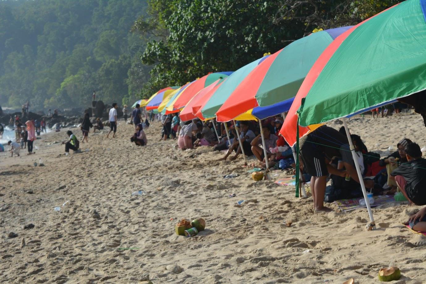 Pantai wedi ombo gunungkidul