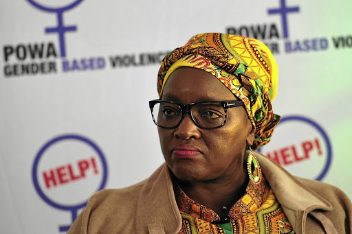 Government' not the Constitution' should hold me accountable' says Bathabile Dlamini.