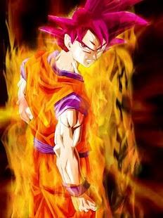 Goku SSG Wallpaper HD Offline - náhled