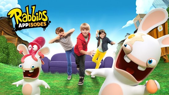 Rabbids Appisodes Android apk
