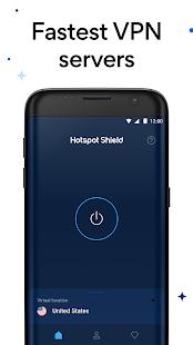 Hotspot Shield Free VPN Proxy & Wi-Fi Security Mod