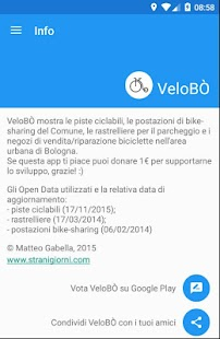 VeloBÒ- screenshot thumbnail