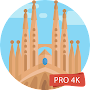Barcelona Wallpapers PRO 4K Spain Backgrounds временно бесплатно