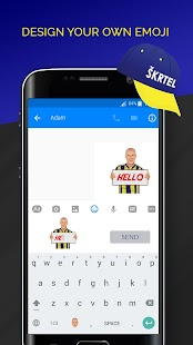 Skrtelmoji- screenshot thumbnail