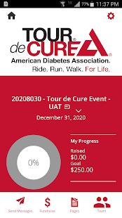 The Cure 2020 Tour ADA Tour de Cure – Apps on Google Play