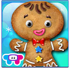 Gingerbread Dress Up XMAS Game icon