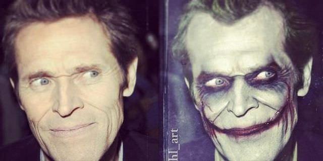 Joker Rolünün Kıyısından Dönen 10 Ünlü Aktör - Willem Dafoe