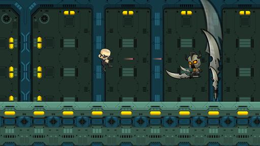 Code Triche Aliens 2D: Run & Gun APK MOD screenshots 3