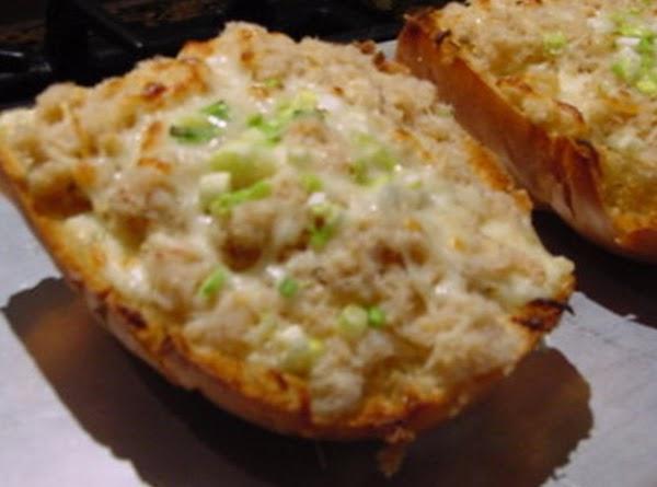 Shrimp And Crabmeat Loaf Recipe