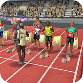 Summer Sports Athlete Game 3D