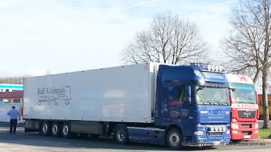 Photo: Kleinpas, bekannt für schöne Trucks!    ---> www.truck-pics.eu <---