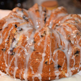 Meyers' Lemon Blueberry Coffee Cake