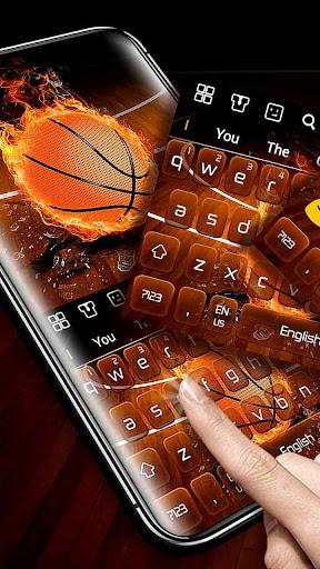 Basketball Keyboard 10001001 screenshots 1