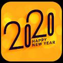 New Year 2020 SMS Hindi icon