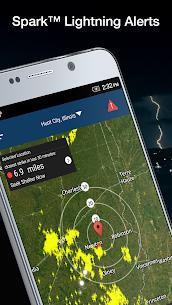 Weather by WeatherBug Apk : Live Radar Map & Forecast 1