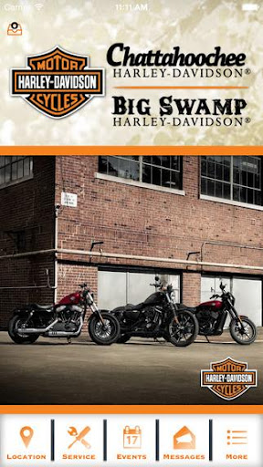 Chattahoochee Harley-Davidson®