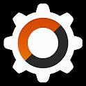 TW Note 5 Dark - CM13 / 12.x icon