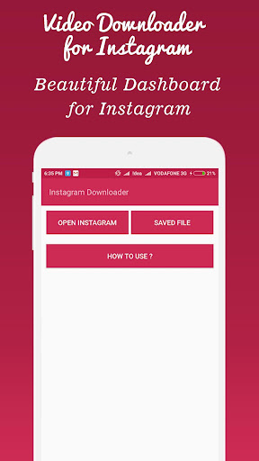 Free Download Video Downloader for Instagram 1 0 28 APK