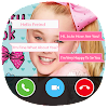 Game Chat With Blond Girl simulator - Joke APK Icon
