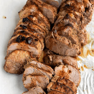 Brown Sugar Pork Tenderloin.