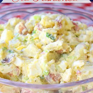 Old Fashioned Potato Salad.