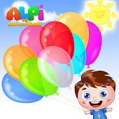 Alpi - 3D Balloon Pop Game