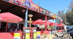 Restaurante Route 66