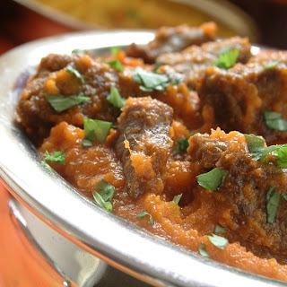 Indian Beef and Pumpkin Curry