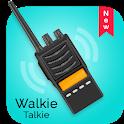 WiFi Walkie Talkie : Mobile Walkie Talkie icon