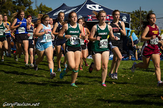 Photo: JV Girls 44th Annual Richland Cross Country Invitational  Buy Photo: http://photos.garypaulson.net/p110807297/e46cf9a28