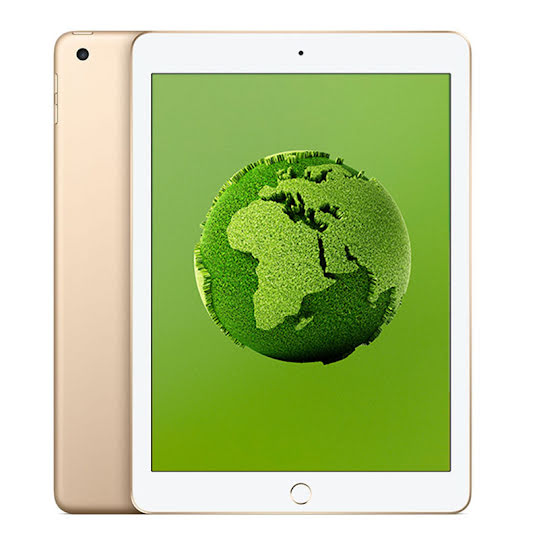 iPad 5th WiFi gold