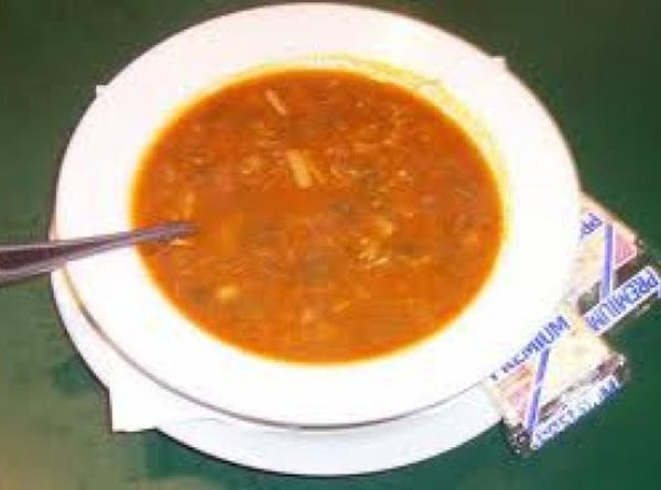 Maryland Crab Soup Recipe